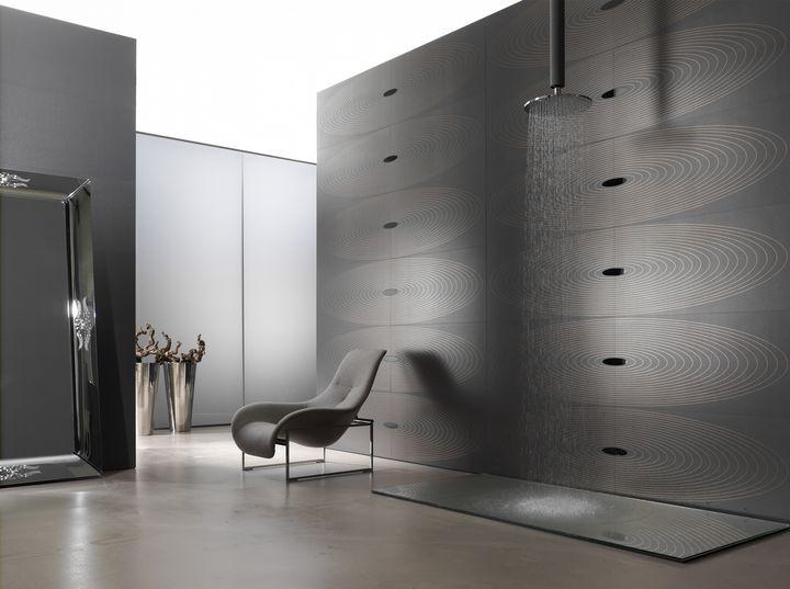 Grey luxurious bathroom - New View