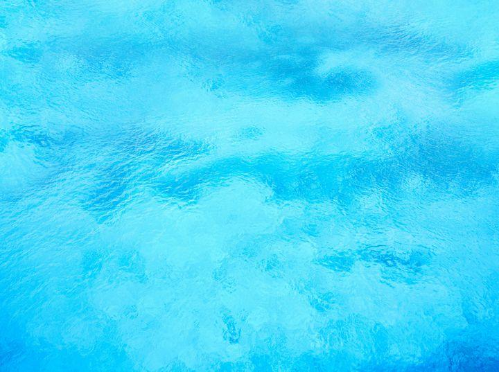 Caribbean sea water - New View