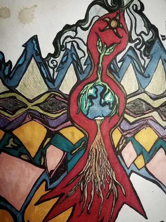 """Grow"" - J.M. Downing"