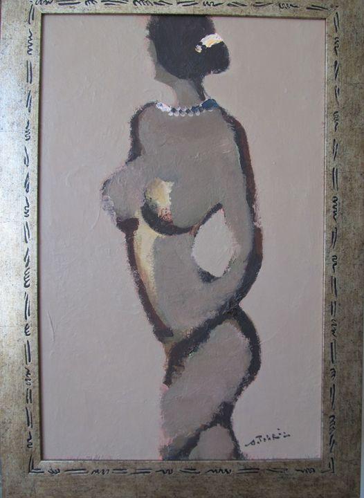 woman - Tabriz Abdullayev Gallery