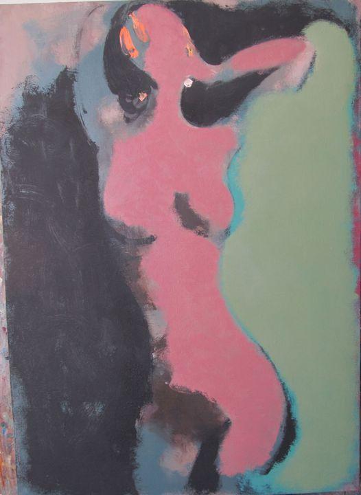 nude - Tabriz Abdullayev Gallery