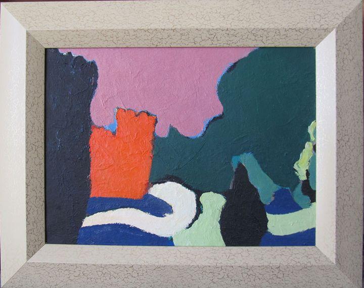 park - Tabriz Abdullayev Gallery