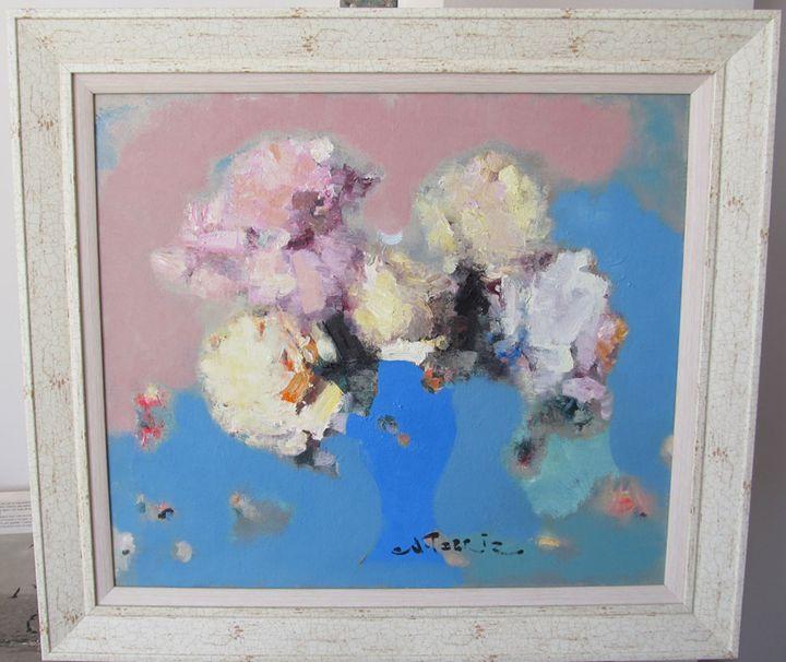 roses - Tabriz Abdullayev Gallery
