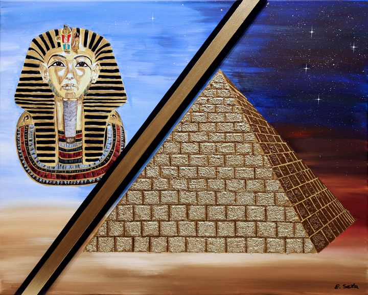 Ancient Egypt - Elizabeth Seta
