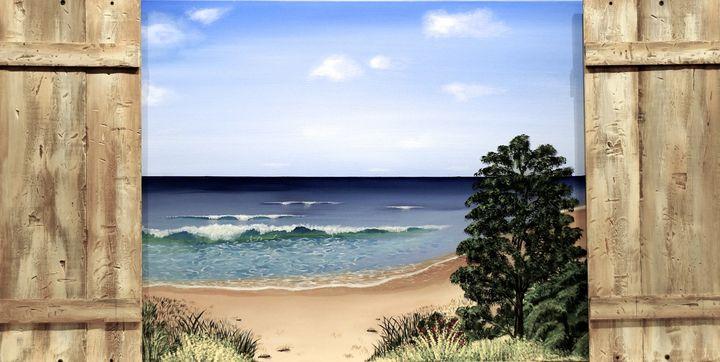 Ocean View - Elizabeth Seta