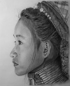Native Girl from Thailand - Elizabeth Seta