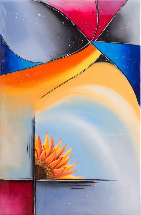 Sunflower - Elizabeth Seta