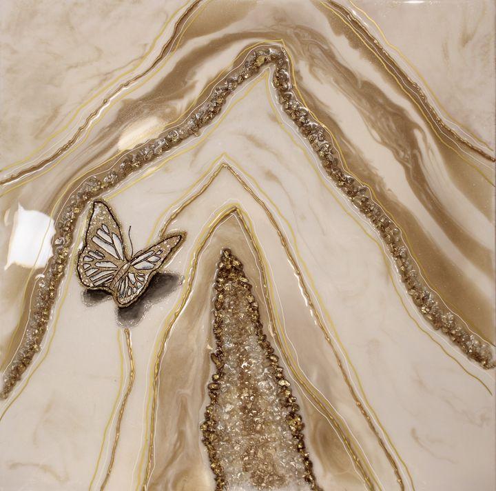 Precious Butterfly - Elizabeth Seta