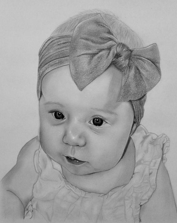 Baby Granddaughter - Elizabeth Seta