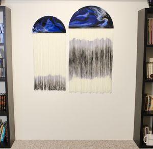 Bohemian Wall Art - Elizabeth Seta
