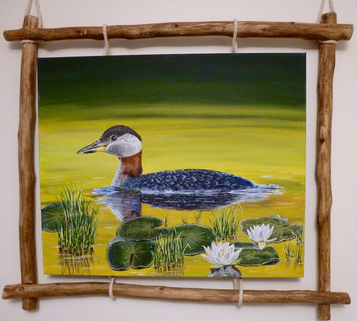 The Duck - Elizabeth Seta