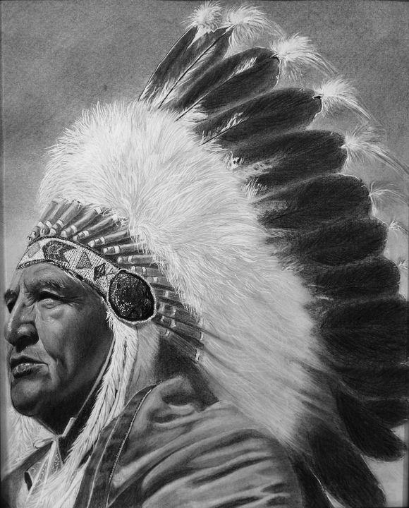 The Chief - Elizabeth Seta