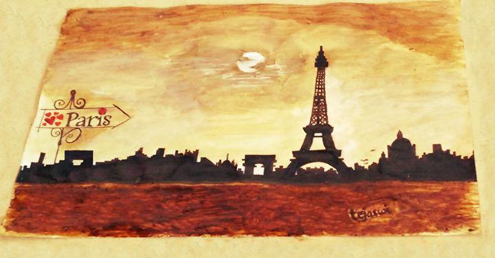 paris-love - Tejaswi