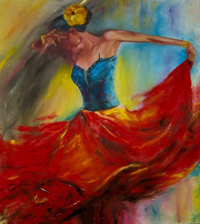 фламенко - Авъль Дикаэли
