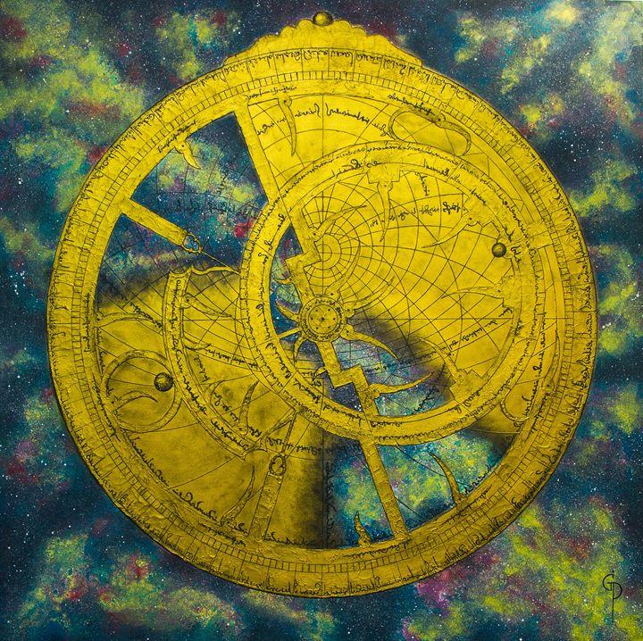 астролябия - Павел Голянд
