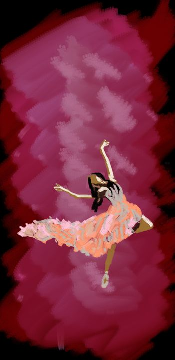 Tizzy's Rose Dancer - Tizzy's Creations
