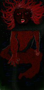Tizzy's Lava Goddess