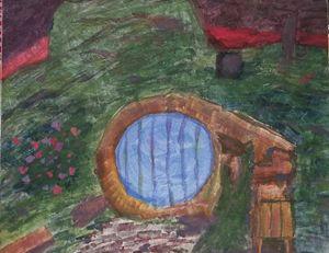 Mama's Hobbit Home