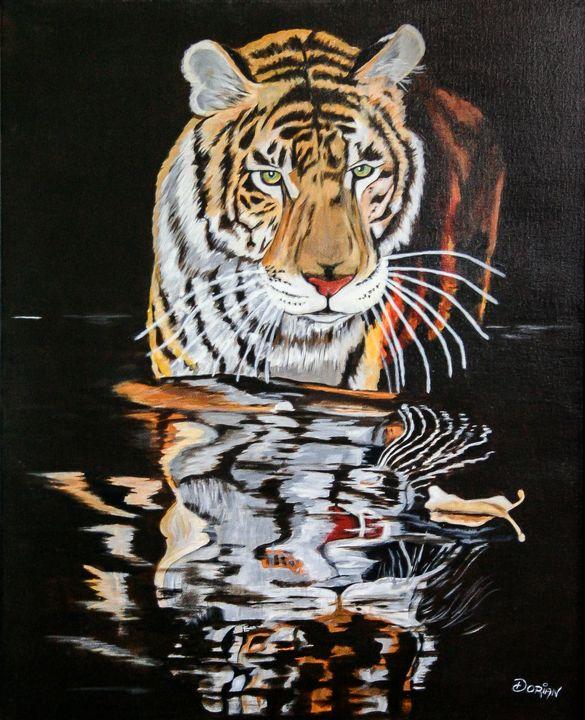 Bengal Tiger - Dorian De Kock