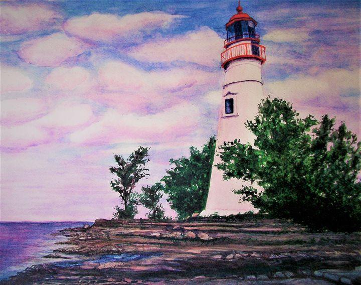 Cap de Bon Desir Lighthouse - PamSutton