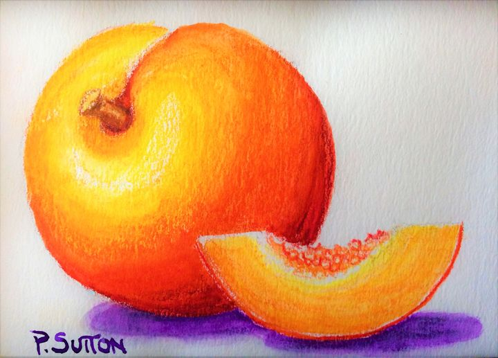 PEACHES - PamSutton