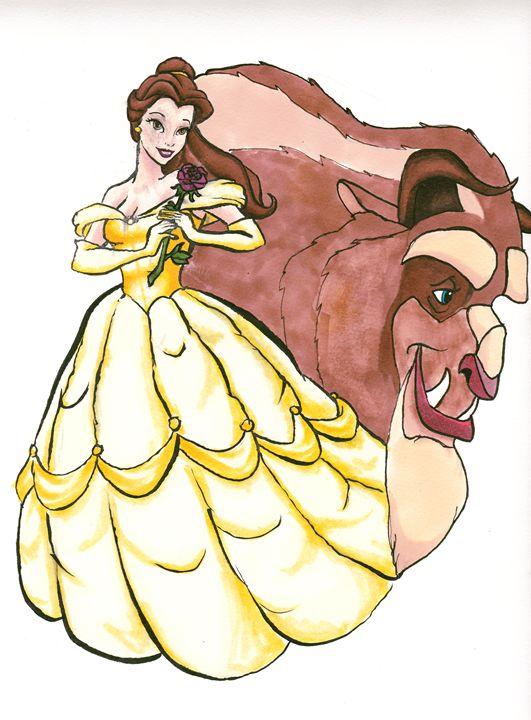 Belle with Beast - Noah Kohl