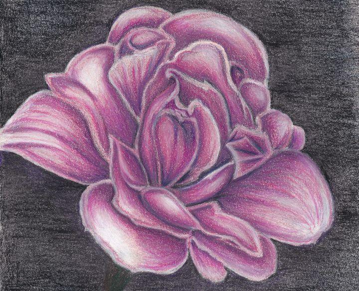 Single rose - EmmaKay's Creations