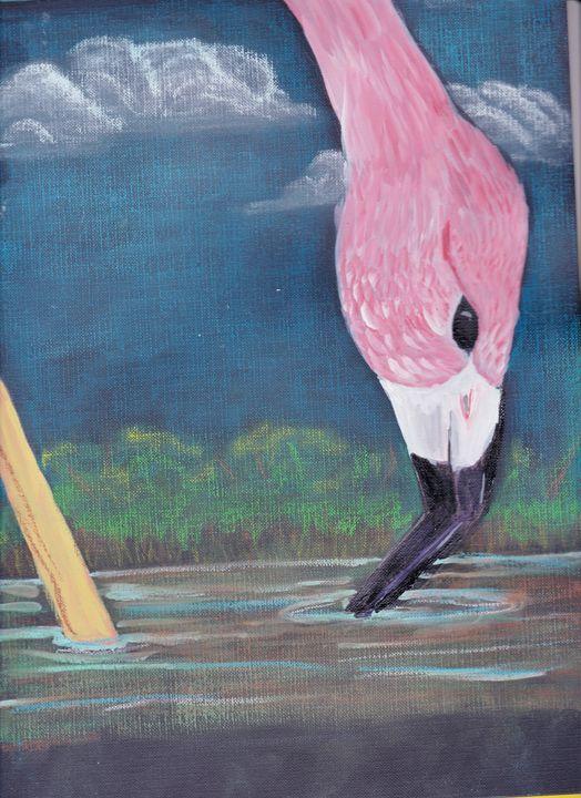 Flamingo - EmmaKay's Creations