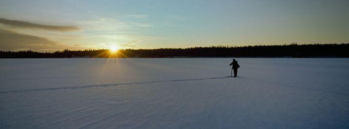Snow lake - Edo Rebecchi