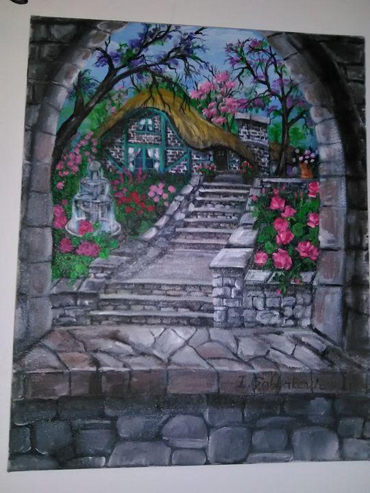 Stone Cottage - Ismeta's Gallery