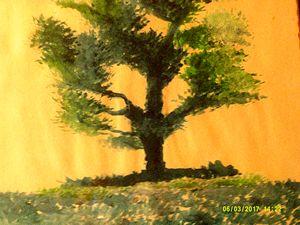 Summer Tree - RMar Art