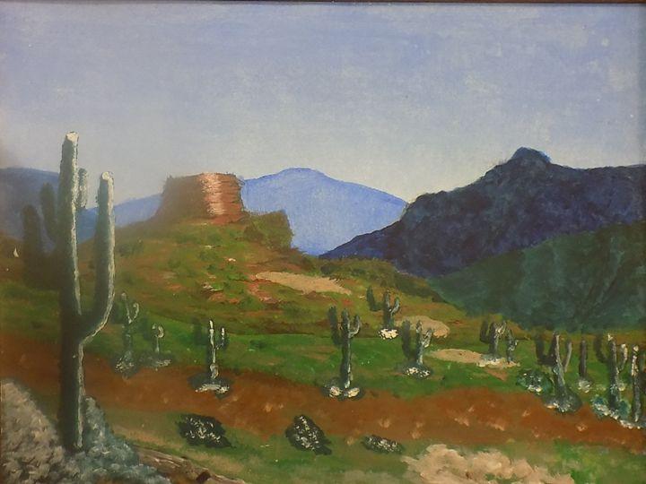 Desert Love - RMar Art