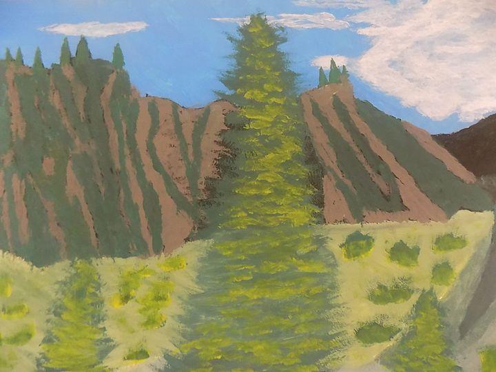 Big Tree Valley - RMar Art