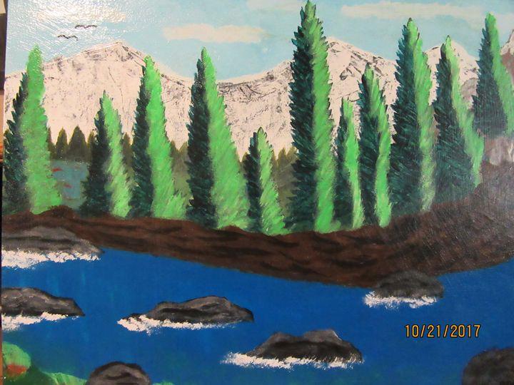 Rocky River - RMar Art
