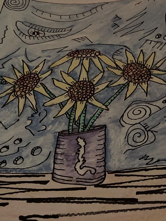 Flowers - Perkins Art