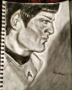 Potrait of a Mr.Spock