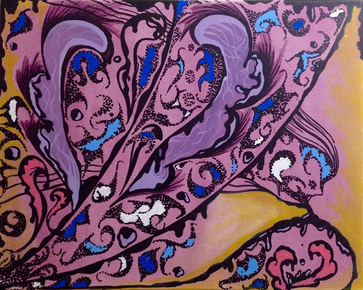 Liquid Love in Color - Tristaya Scene