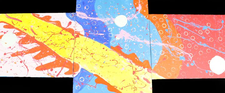 Bubbles In Orbit - Kendrick Boller