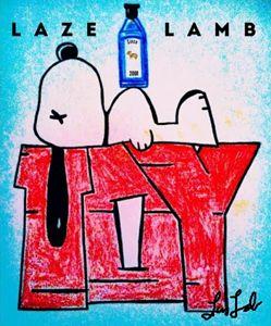 LAZE LAMB SUNDAY FUNDAY