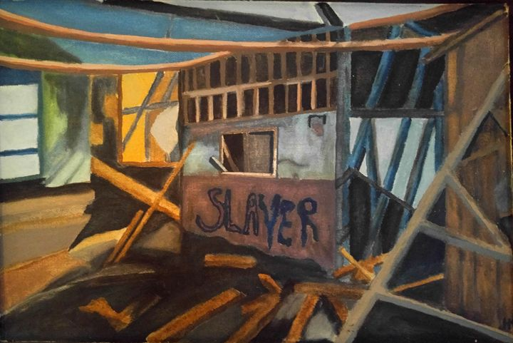 Slayer - Heather Van Doorn