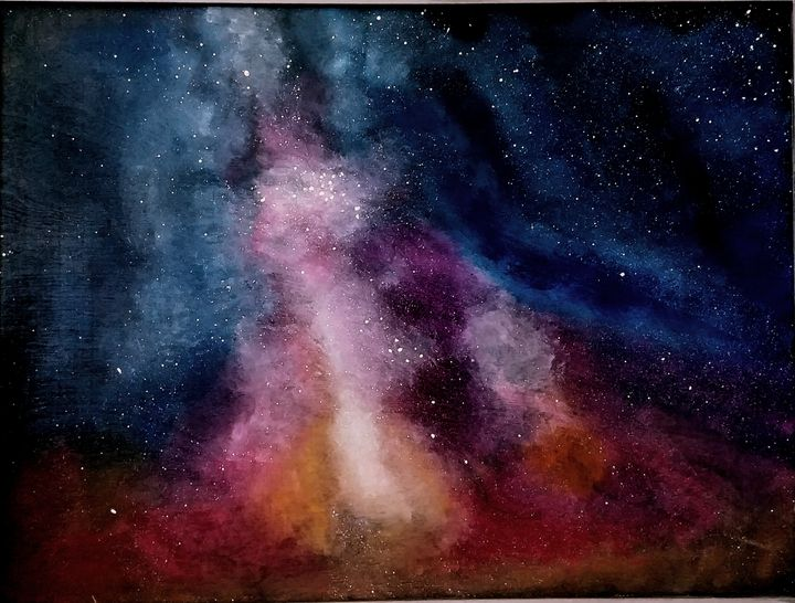 Milkway I - Heather Van Doorn