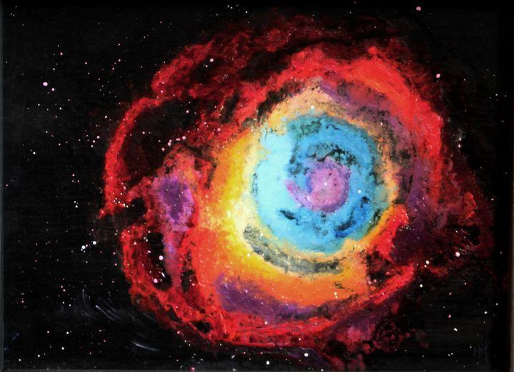 Helix Nebula I - Heather Van Doorn