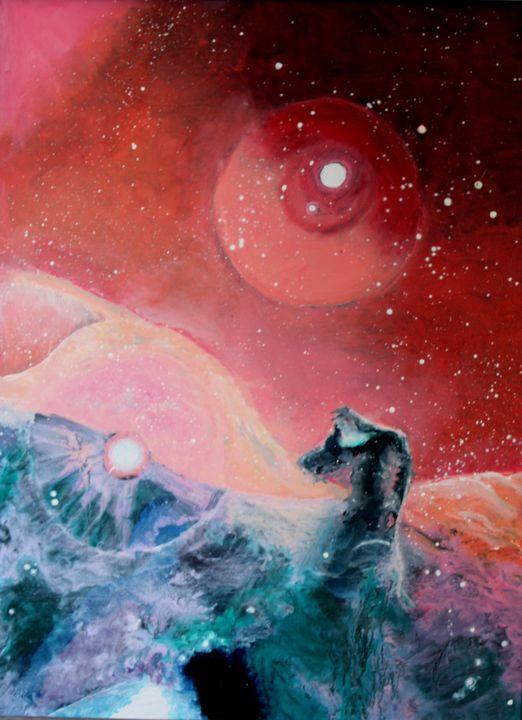 Horsehead Nebula - Heather Van Doorn