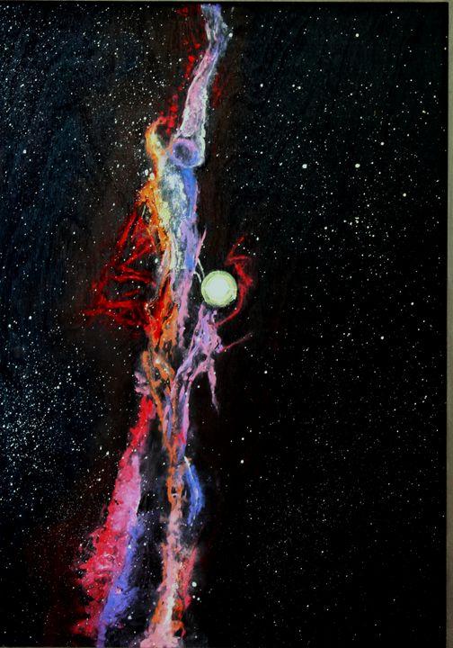 The Cygnus Man - Heather Van Doorn