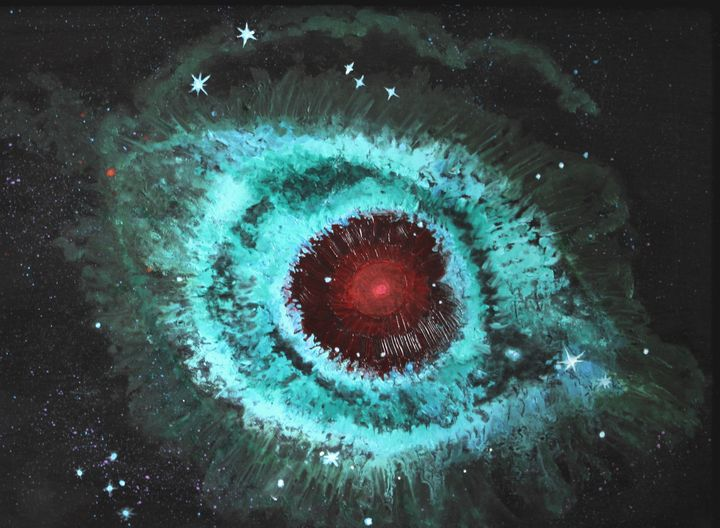 Helix Nebula II - Heather Van Doorn