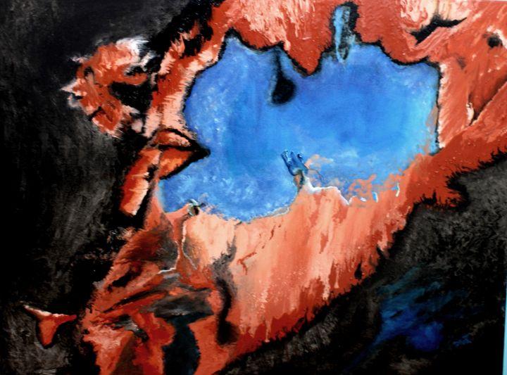 The Eagle Nebula - Heather Van Doorn