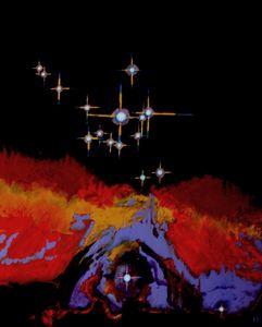 Pismis 24 Star Cluster