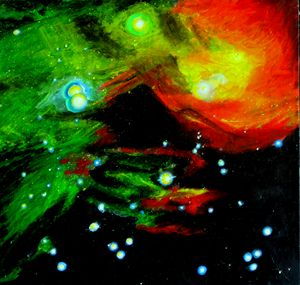 Spitzer's seven Sisters