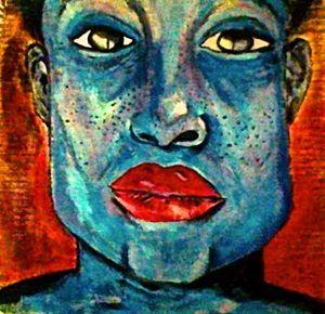 Lips in 2D