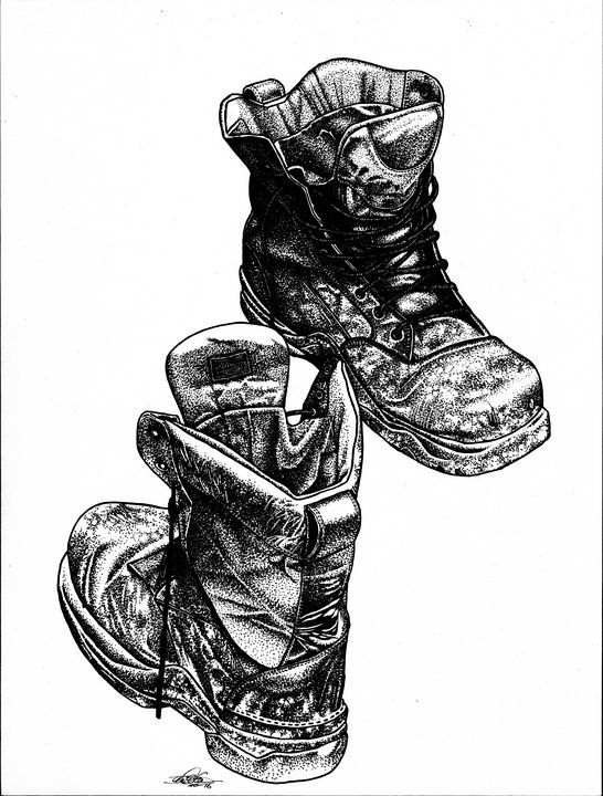 Boots - David E Feaman